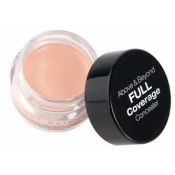 NYX Above&Beyond Full Coverage Concealer Jar /NYX フルカバーコンシーラー 色[02 Fair フェア]
