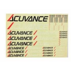 【個数:1個】アキュヴァンス [OP-15008] ACUVANCE ロゴシール OP15008