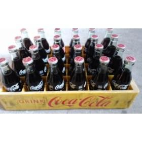 送料無料 コカコーラ瓶入り 190ml 1ケース(北海道沖縄東北除く)