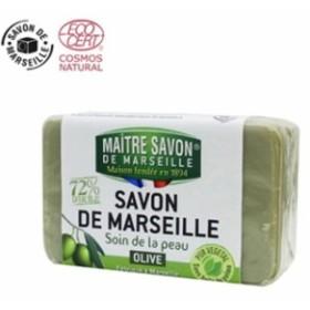 サボン・ド・マルセイユ オリーブ 100g【2個セット】