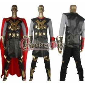 高品質 高級コスプレ衣装 ダーク・ワールド マイティ・ソー タイプ 風 オーディン タイプ Thor The Dark World Odinson Cosplay Costume