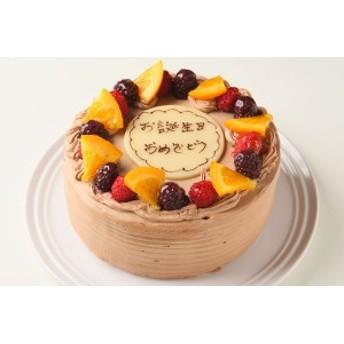 お誕生日 生チョコケーキ 5号