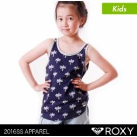 【送料無料】 ROXY ロキシー キッズ タンクトップ ERGKT03027 ノースリーブ ノンスリーブ トップス ジュニア 子供用 こども用 女の子用 6