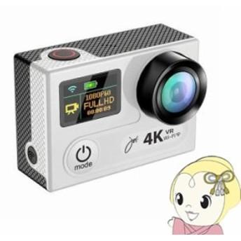 SVC600SV ジョワイユ 4K Wi-Fi アクションカメラ SUPER PRO