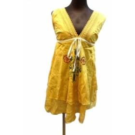 エスニックアジアン刺繍タンクトップキャミソールエスニック衣料エスニックアジアンファッション