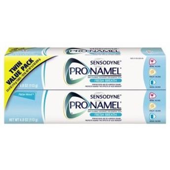 センソダイン Sensodyne プロナメル フレッシュウェーブ 歯磨き粉 113g x 2個