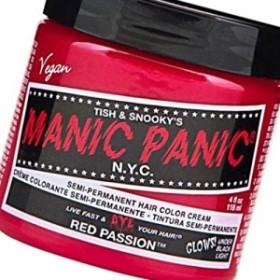 普通郵便送料無料 マニックパニック 118ml レッドパッション MC11050 4560108891710