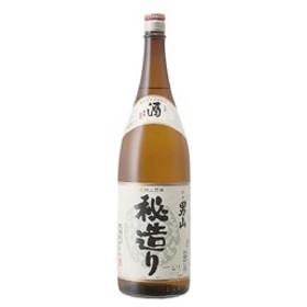 清酒 男山 秘造り 1800ml 日本酒