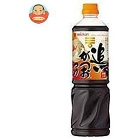 【送料無料】 ミツカン  追いがつおつゆ2倍  1Lペットボトル×12本入