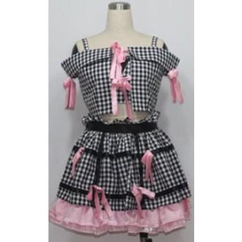 gargamel アイドル AKB48 小嶋陽菜 演出服装コスチューム パーティー イベント コスプレ衣装cc1400
