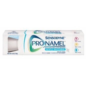 センソダイン Sensodyne プロナメル ジェントル ホワイトニング 歯磨き粉 113g
