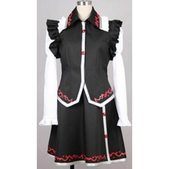 Gargamel 東方PROJECT 東方妖々夢 ルナサ コスプレ衣装w1744