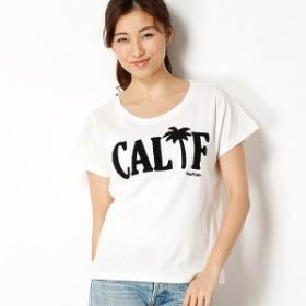 OP(OP)/OCEANPACIFIC レディースTシャツ(ゆったりシルエット)