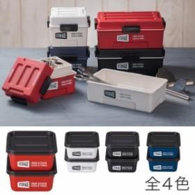 弁当箱 保存容器 おしゃれ 食洗機対応 食洗器対応 STORAGE コンテナBOX S 2P 全4色 2個セット