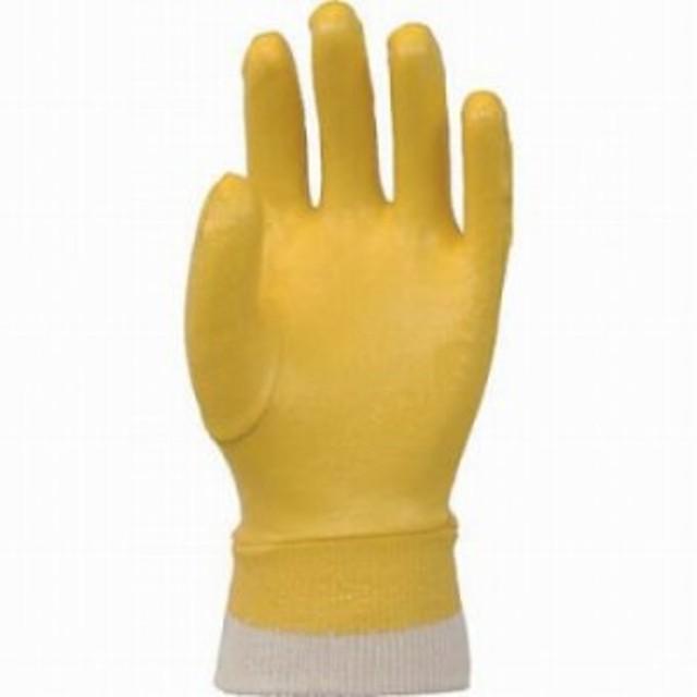 4ebdf7f6a1260 ゴム手袋 産業用保護手袋 ジャージ (裏メリヤス)  10双入  品番 620 (M ...