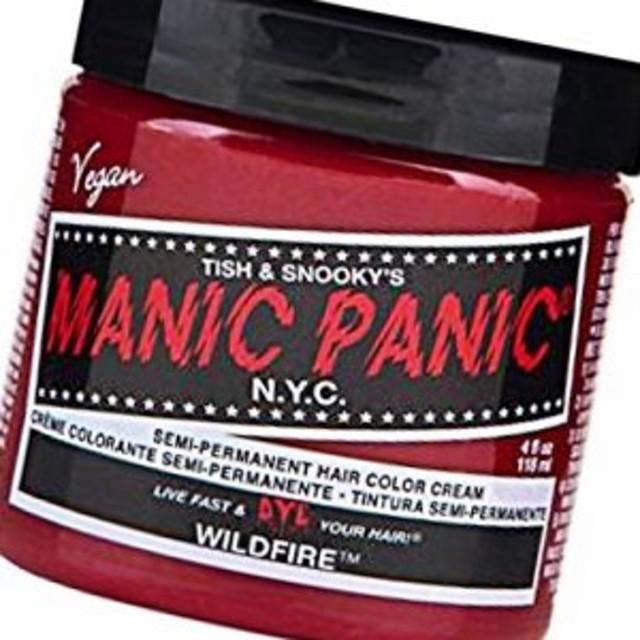 普通郵便送料無料 マニックパニック 118ml ワイルドファイア MC11010 4560108891772