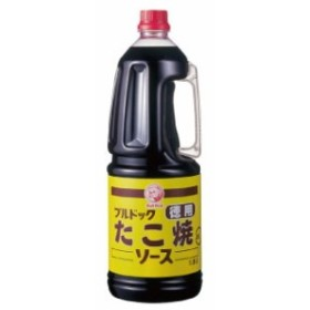 ブルドック 徳用 たこ焼 ソース 1.8L