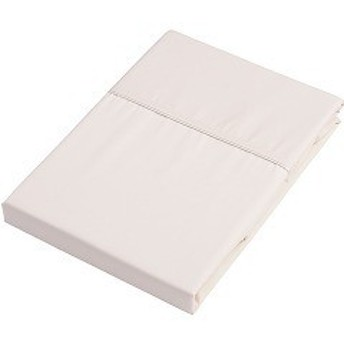 京都西川 日本製敷きカバー セミダブルサイズ ベージュ MU-H060(1枚入)[布団カバー]