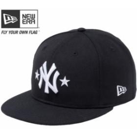 【新品】ニューエラ 950 スナップバック キャップ ニューヨーク ヤンキース ツースター ブラック スノーホワイト New Era NewEra