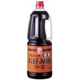 ブルドック 徳用 お好み焼 ソース 1.8L