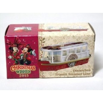 ディズニーリゾート限定 トミカ 2015 クリスマス スチーマーライン