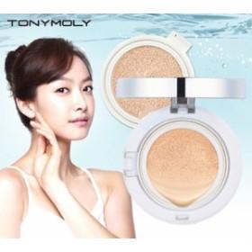 【送料無料!】トニーモリー水分光彩UV水分クッションSPF50/クッション/潤い/水分 TONY MOLY