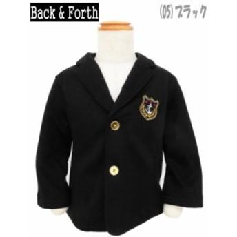 【メール便不可】Back & Forth 男児 フォーマル テーラードジャケット