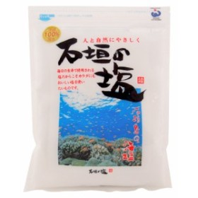石垣の塩 500g 自然 徳用 調味料[食べ物>調味料>塩]
