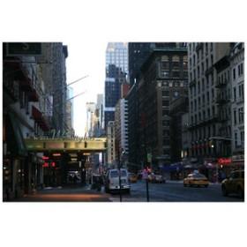 ポストカード「アメリカ ニューヨーク ウィリントンホテルHotel Willington」-絵はがきハガキ葉書postcard