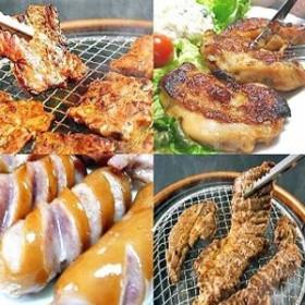 BBQ バーべキュー セット 2.8kg ランキング1位獲得商品を集めた 肉 牛肉 鶏肉 ソーセージ 焼き肉 焼肉(バーベキュー BBQ)