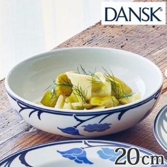 ダンスク DANSK パスタボウル 20cm チボリ 洋食器 ( 北欧 食器 オーブン対応 電子レンジ対応 食洗機対応 磁器 皿 ボウル 中皿 おし