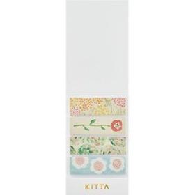 キッタ フラワー2 KIT022(40枚入)[文具 その他]