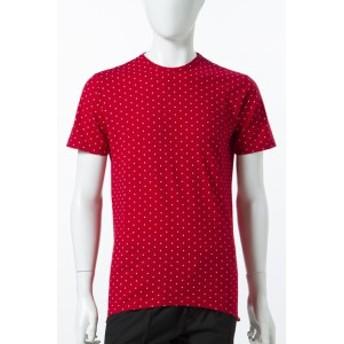 2017年春夏新作 ダニエレアレッサンドリーニ Tシャツ (M5840E6883700)レッド