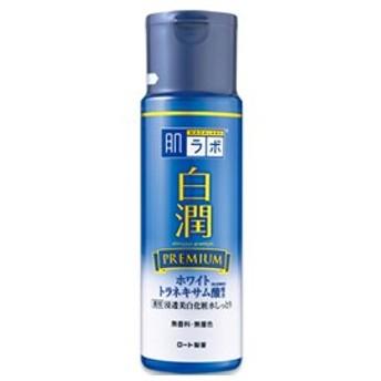 【ロート製薬】肌研(ハダラボ) 白潤プレミアム 薬用浸透美白化粧水 しっとり 170ml