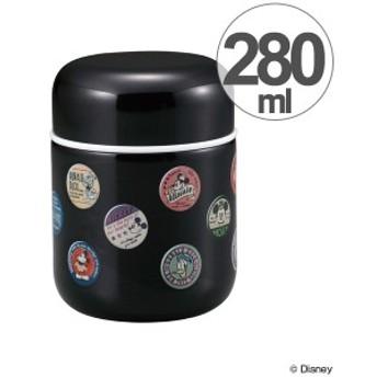 保温弁当箱 スープポット 280ml 真空二重構造 ミッキーフレンズ ( デリカポット お弁当箱 スープジャー 保温 保冷 ランチポット ラ
