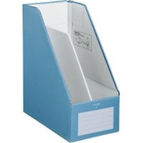コクヨ ファイルボックスS(ワイドタイプ) A4タテ 背幅150mm 青 1冊