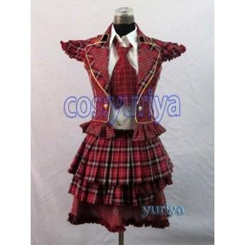AKB48 高柳明音 BOOK打歌服★コスプレ衣装