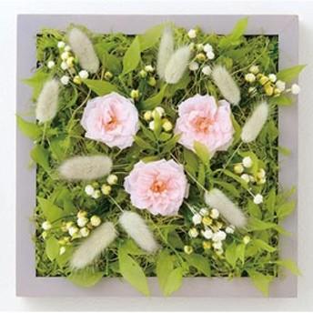 grart Garten BLUME インテリア 雑貨 グリーン 壁掛け 観葉植物 植物 おしゃれ 造花 プリザードフラワー ブリザードフラワー プリザー