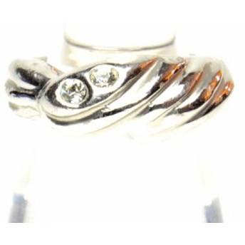 ラインストーン デザイン リング 指輪 レディース アクセサリー h-re668