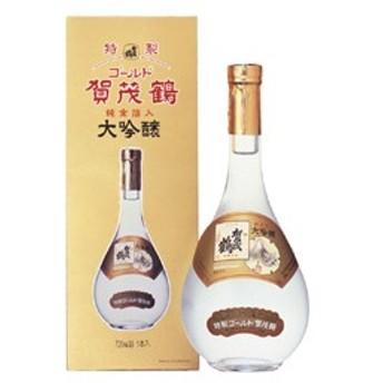 清酒 賀茂鶴 大吟醸ゴールド賀茂鶴 720ml 日本酒