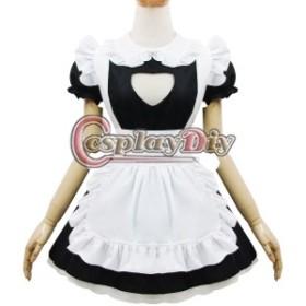 高品質 高級コスプレ衣装 オリジナルメイド服 メイド コスチューム オーダーメイド Ver.37