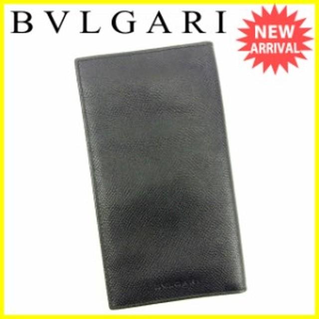 d42c3b06d113 ブルガリ BVLGARIレディース 長札入れ メンズ [中古] 美品 セール A1311 ...
