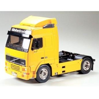 タミヤ 1/14 電動RCビッグトラックシリーズ トレーラーヘッド ボルボ FH12 グローブトロッター420【56312】ラジコン 【返品種別B】