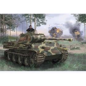 ドラゴンモデル 1/35 WW.II ドイツ軍 パンターG型指揮戦車【DR6847】プラモデル 【返品種別B】