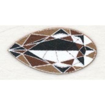 米国シネマシークレット社製 チョコレートダイヤモンド 貼るインスタントアイシャドウ(カラーオン) Chocolate Diamonds CO093