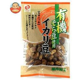 【送料無料】 ミツヤ  有機そら豆使用  イカリ豆  105g×12個入