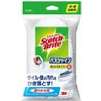 【3M お風呂用 スコッチブライト バスシャイン 取替え用ブラシ M B-561】
