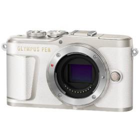 PEN E-PL9【ボディ(レンズ別売)】(ホワイト/ミラーレス一眼カメラ)