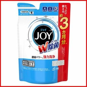 ジョイ W除菌 食洗機専用洗剤 つめかえ用 490g