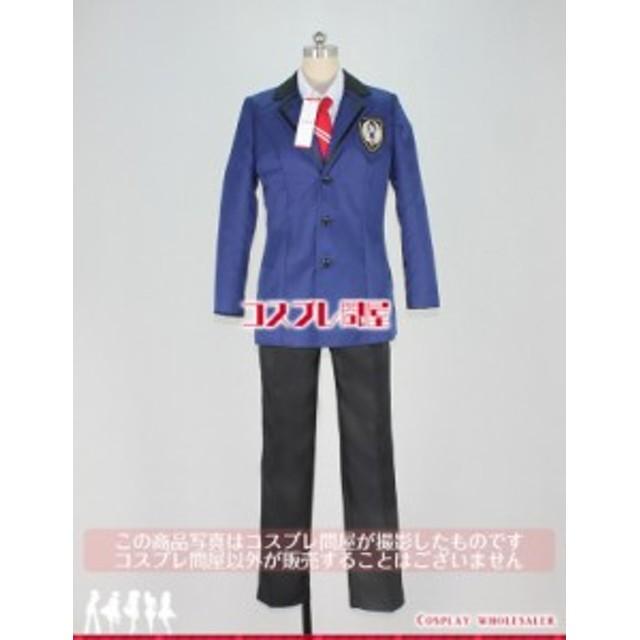 【コスプレ問屋】ときめきメモリアル Girl's Side(ときメモ・GSDS)★はばたき学園 男子制服 ベスト付き☆コスプレ衣装